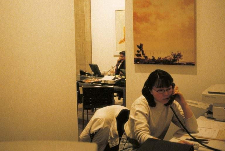 Galleries,working for,foto,ühotography,Bürosituation,Arbeitsbedingungen