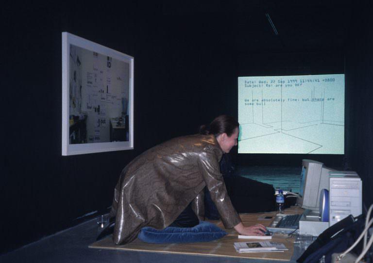 Fotografie,medienarbeit,computeranimation,parasite art space