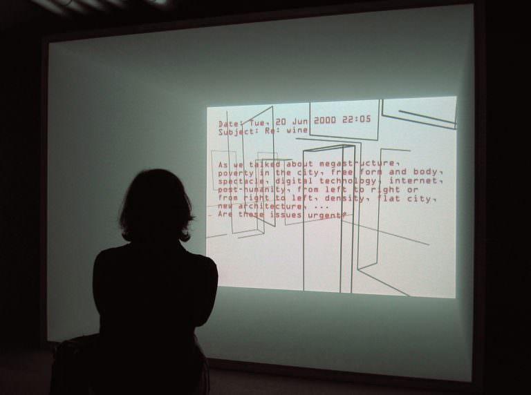 studio box,exhibition,screening-box,computeranimation,performative installation
