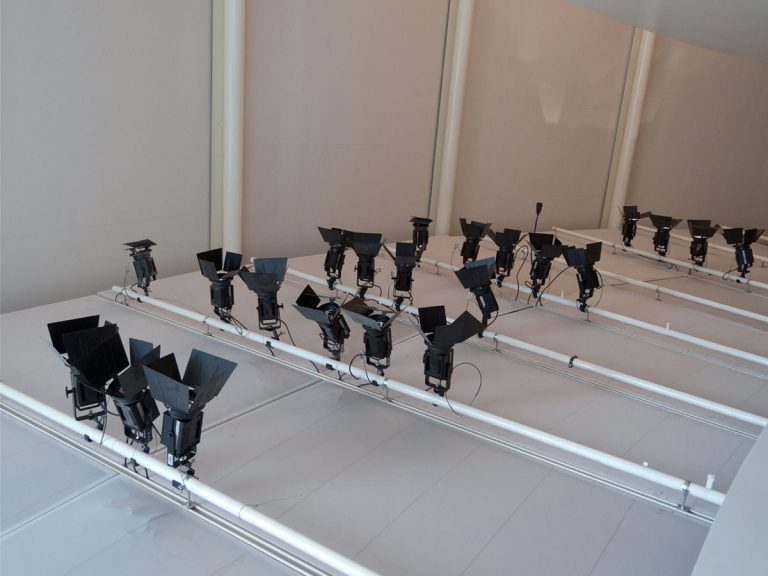 Ausstellungsdisplay,Display,Experimental sets,Ausstelllung