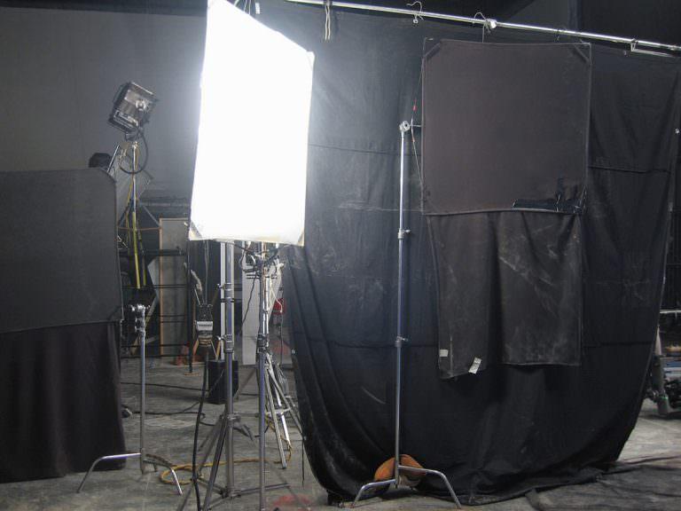 Mexiko City,On set
